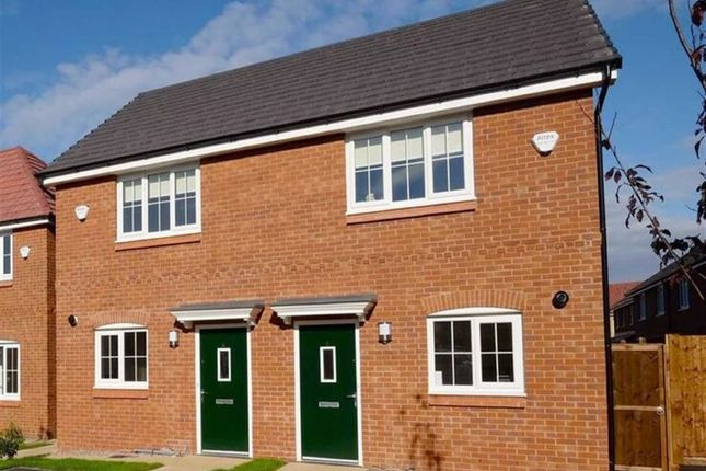 Thumbnail Semi-detached house to rent in Greenham Avenue, Kirkby, Liverpool