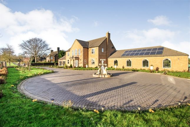 Thumbnail Detached house for sale in Lancaster Green, Hemswell Cliff, Gainsborough, Lincolnshire