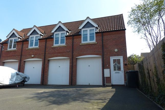 Property to rent in Merevale Drive, Eye, Peterborough, Cambridgeshire.