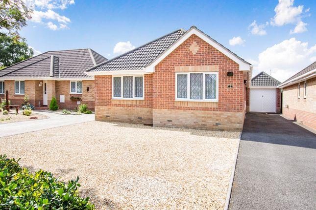 Thumbnail Detached bungalow for sale in Batstone Way, Ferndown