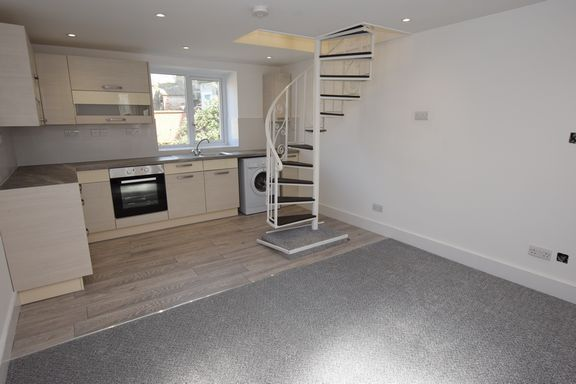 Living Area of Miners Row, Redruth TR15