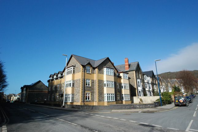 Thumbnail Flat to rent in Llanbadarn Road, Aberystwyth