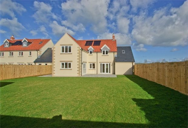 Thumbnail Detached house for sale in Pecking Mill Road, Evercreech, Shepton Mallet