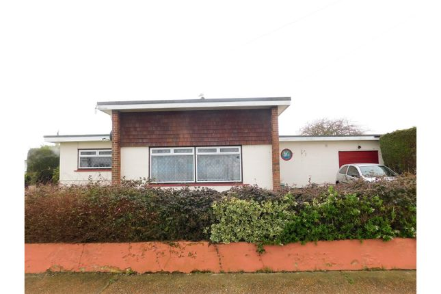 Thumbnail Detached bungalow for sale in The Square, Pevensey Bay