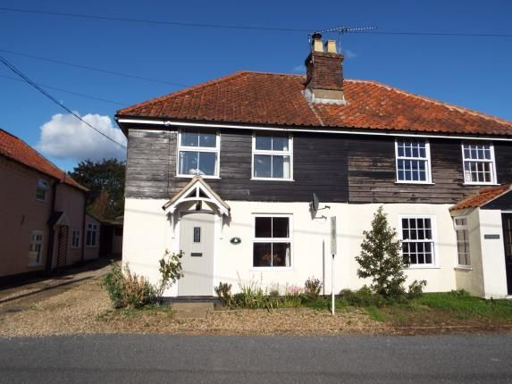 Semi-detached house for sale in Colkirk, Fakenham