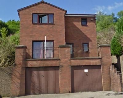 Thumbnail Detached house to rent in Brynhyfryd Place, Treforest, Pontypridd