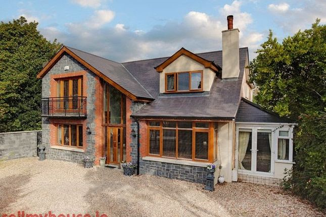 Thumbnail Detached house for sale in Teach Coillte, Montgorry, Swords Road, A8P8
