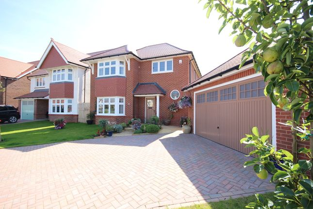 Thumbnail Detached house for sale in Poole Avenue, Buckshaw Village, Chorley