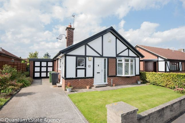 Thumbnail Detached bungalow to rent in Durlston Drive, Strensall, York