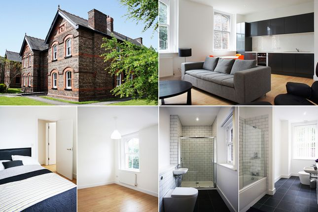 Thumbnail Flat to rent in New Hall, Liverpool