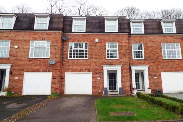 Thumbnail Property to rent in Curzon Mews, Wilmslow