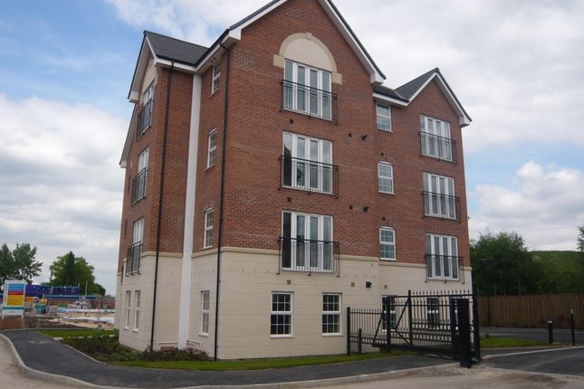 Thumbnail Flat to rent in 44 Priory Chase, Pontefract