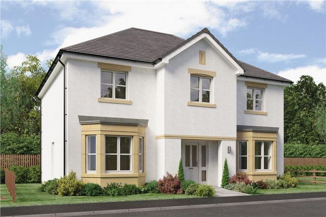 "Thumbnail Detached house for sale in ""Chichester"" at Springhill Road, Barrhead, Glasgow"