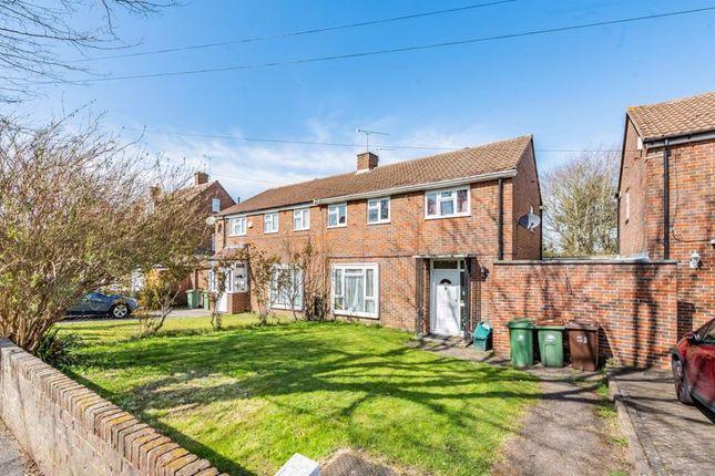 3 bed semi-detached house for sale in Stratton Avenue, Wallington SM6