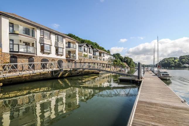 Thumbnail Flat for sale in Malpas, Truro, Cornwall