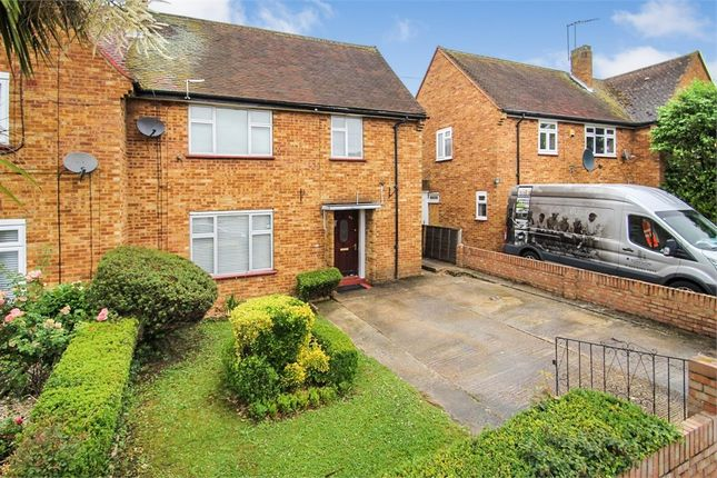 4 bed semi-detached house to rent in Violet Avenue, Uxbridge, Middlesex UB8
