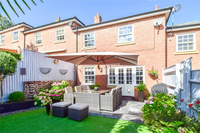 Thumbnail Terraced house for sale in Amphlett Court, Galton Way, Hadzor, Droitwich