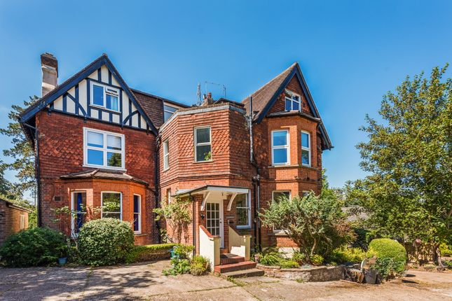 Thumbnail Flat to rent in Snatts Hill, Oxted
