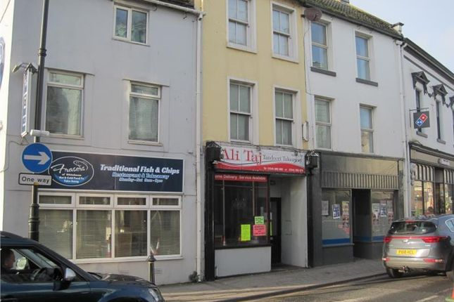 Thumbnail Commercial property for sale in 33 Tangier Street, Whitehaven, Cumbria