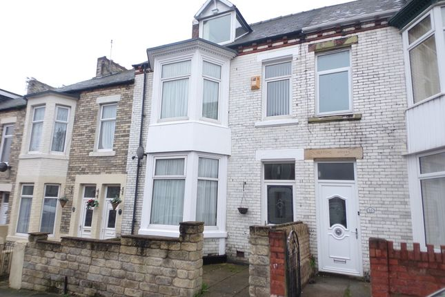 Thumbnail Terraced house for sale in Henry Nelson Street, South Shields