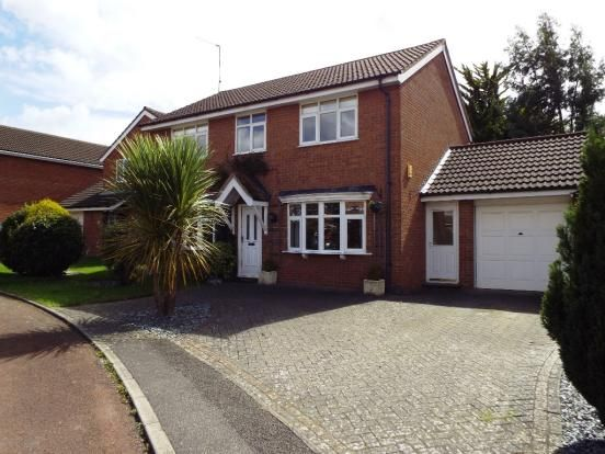 Thumbnail Detached house to rent in Bowmans Close, Northampton