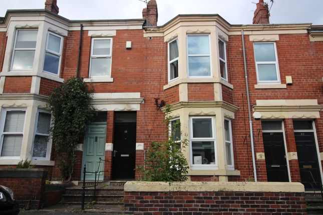 Thumbnail 3 bed flat for sale in Grosvenor Gardens, Newcastle Upon Tyne