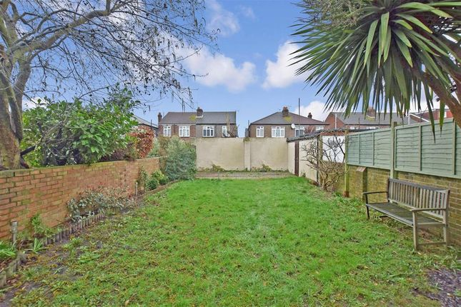 Rear Garden of Kirby Road, North End, Portsmouth, Hampshire PO2