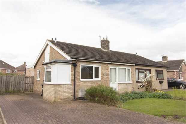 Thumbnail Bungalow to rent in Brough Meadows, Catterick Village, North Yorkshire.