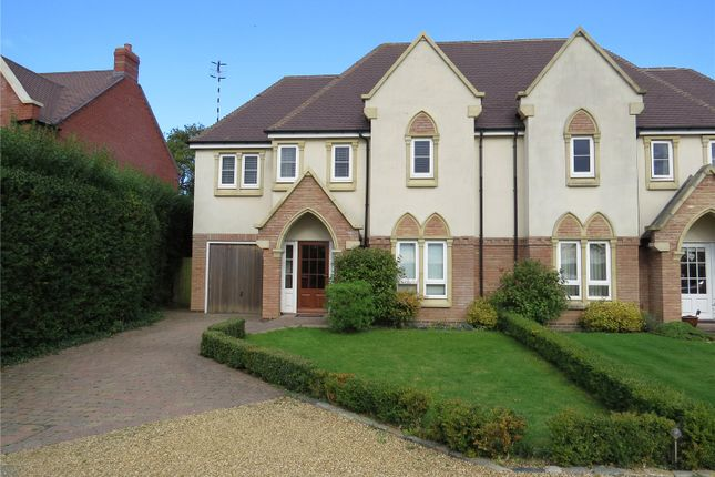 Thumbnail Semi-detached house for sale in Loxley Heights, 209 Banbury Road, Stratford-Upon-Avon, Warwickshire