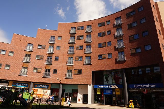 Thumbnail Flat for sale in Meadow Court, Wrexham