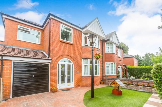 Thumbnail Semi-detached house for sale in Kings Road, Old Trafford, Manchester, Greater Manchester
