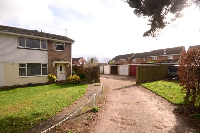 Thumbnail End terrace house to rent in Sandy Close, Petersfield