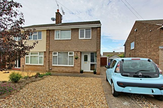 Thumbnail Semi-detached house for sale in Kerry Drive, Kirk Ella, Hull
