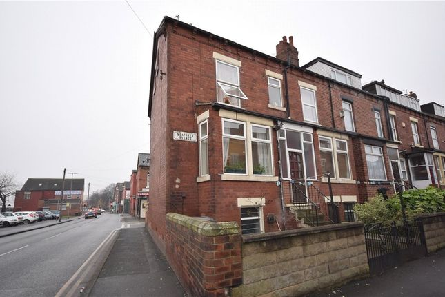 Thumbnail End terrace house to rent in Seaforth Avenue, Leeds