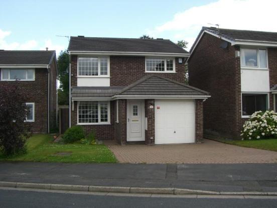 Thumbnail Semi-detached house to rent in Levensgarth Avenue, Preston