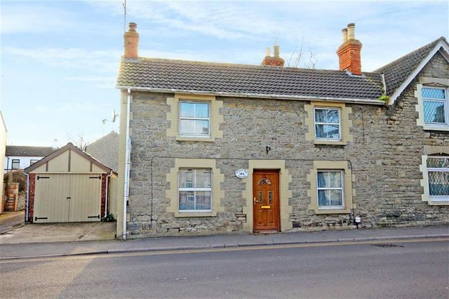 Thumbnail Semi-detached house for sale in Ermin Street, Stratton, Wiltshire