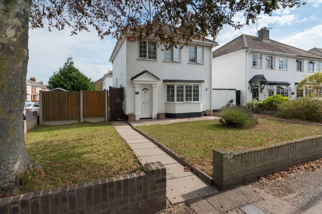 Thumbnail Detached house for sale in Minster Road, Westgate-On-Sea