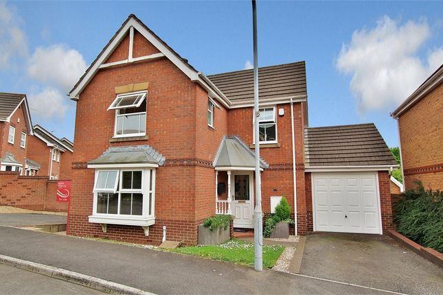 Thumbnail Detached house for sale in Greenacre Drive, Pontprennau, Cardiff