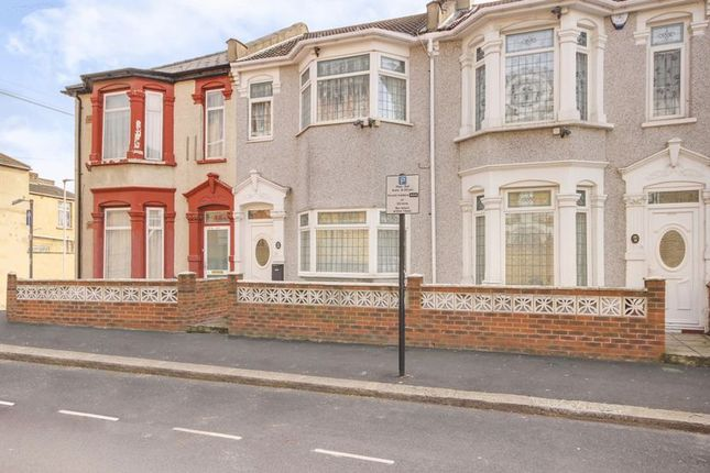 Thumbnail Terraced house for sale in St Georges Road, Forest Gate, London
