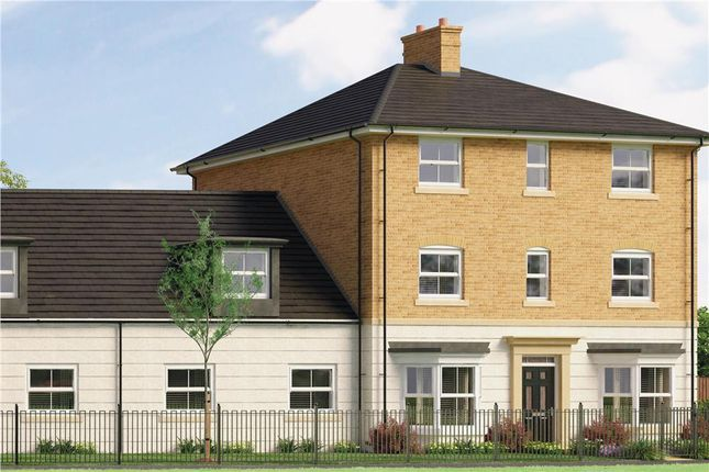 "Thumbnail Mews house for sale in ""Berkeley"" at Aberford Road, Wakefield"