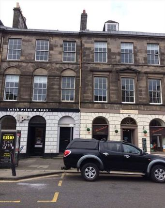 Serviced office to let in Bernard Street, Edinburgh