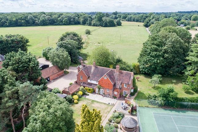 Thumbnail Detached house for sale in Kiln Green, Nr. Twyford