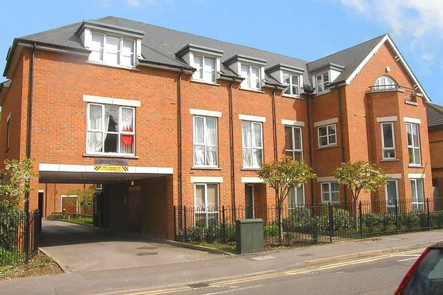 Front of Stirling House, Silver Street, Reading RG1