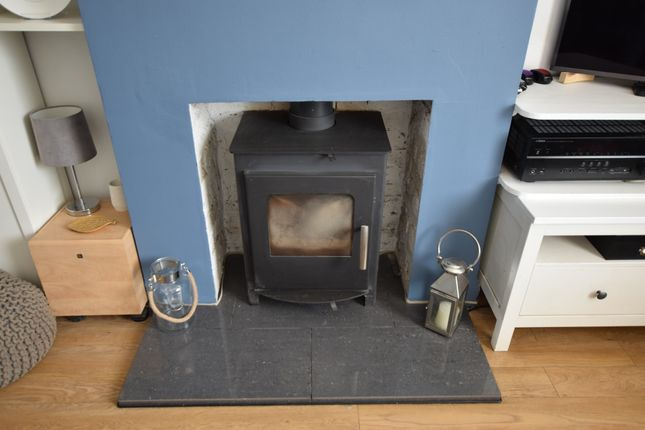 Fireplace of North Road, Pevensey Bay BN24