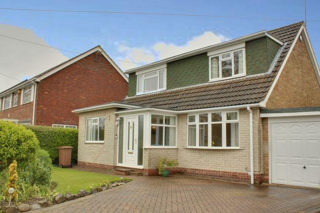 Thumbnail Detached bungalow for sale in Green Lane, Cottingham