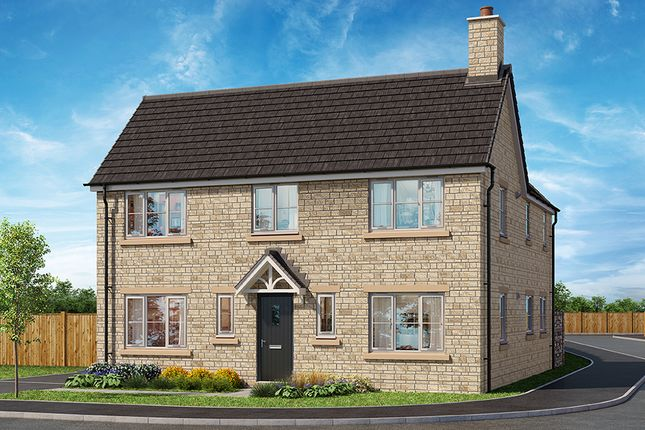 """Thumbnail Property for sale in """"The Jasmine"""" at Gynsill Lane, Anstey, Leicester"""