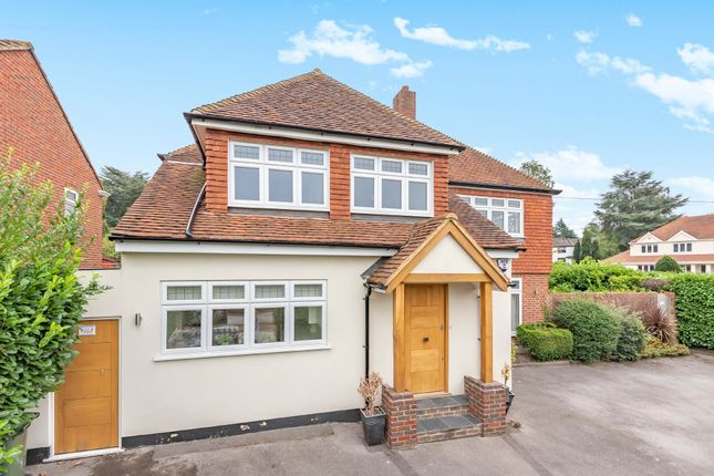 Thumbnail Detached house for sale in Westbury Road, Bickley, Kent