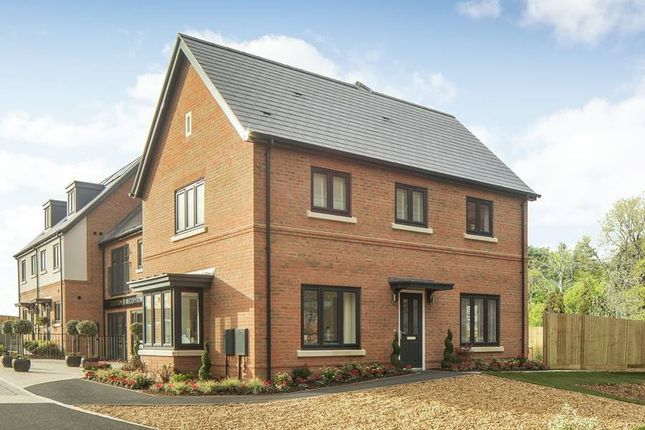 "Thumbnail Semi-detached house for sale in ""The Hurwick - Semi Detached"" at Sandy Lane, Bracknell"