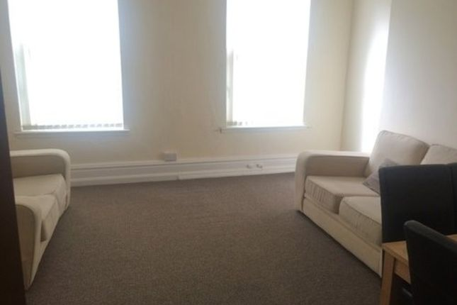 Thumbnail Flat to rent in Granby Street, Leicester