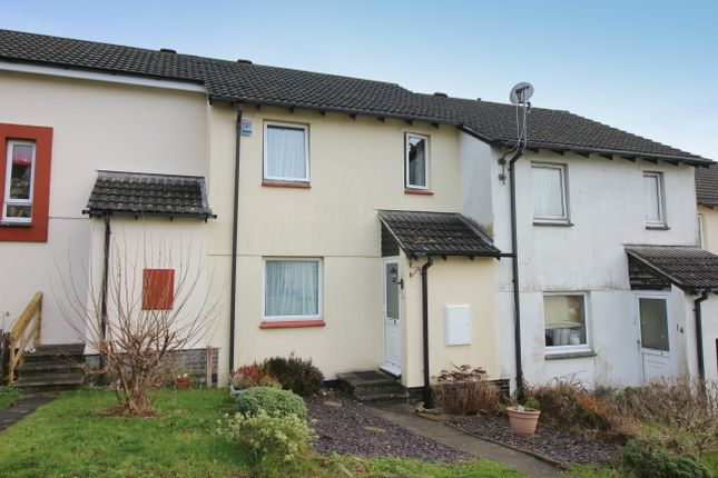 Thumbnail Terraced house to rent in The Court, Lower Burraton, Saltash